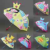Красивый детский зонтик, 6 видов, 772-390, опт