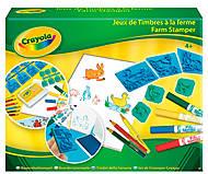 Крайола.Набір для творчості - Ферма;4+  Crayola (176606), 04-2019, фото