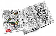Креативная раскраска с фломастерами, RA-01-02, купить