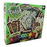 Креативная сумка - раскраска My Color Bag, CОВ-01-06