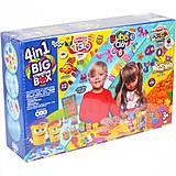 Креативное творчество «4 в 1 BIG CREATIVE BOX», BCRB-01-01U, фото