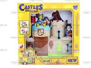 Музыкальная крепость с фигурками, 1166, детские игрушки
