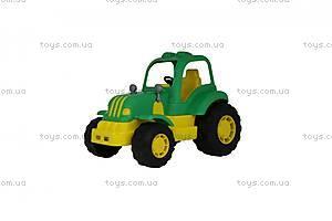Игрушечный трактор «Крепыш», 44778