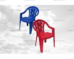 Пластиковый стул детский №2, ПХ4505