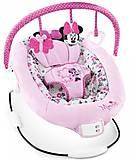 Кресло-качалка «Цветочные мотивы Минни Маус», 60578, детские игрушки