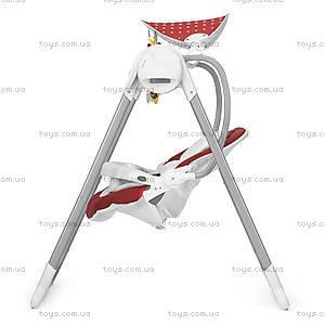Кресло-качалка Polly Swing Up, красное, 79110.71, купить