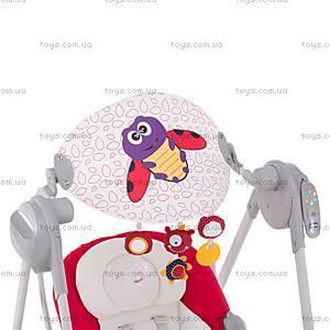 Кресло-качалка Polly Swing Up, красное, 79110.71, детские игрушки