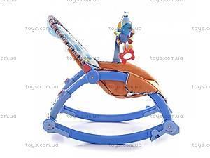 Кресло-качалка с вибрацией и мелодиями, 7179, фото