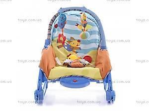 Кресло-качалка с вибрацией и мелодиями, 7179, отзывы