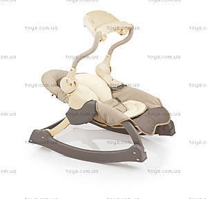Кресло-качалка Weina MusiCozzi Magic, цвет шоколадный, 4003.101.01