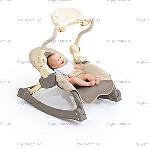 Кресло-качалка Weina MusiCozzi Magic, цвет шоколадный, 4003.101.01, купить