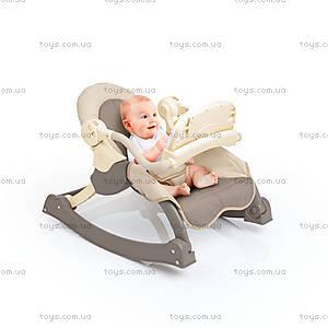 Кресло-качалка Weina MusiCozzi Magic, цвет шоколадный, 4003.101.01, фото