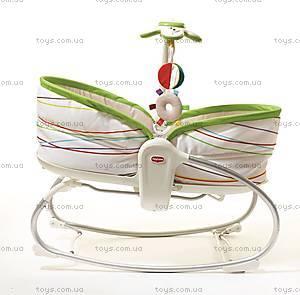 Кресло-люлька «Мамина любовь», белое, 1801306830, купить