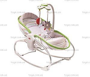 Кресло-люлька «Мамина любовь», белое, 1801306830, фото