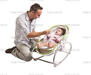 Кресло-люлька «Мамина любовь», белое, 1801306830, отзывы