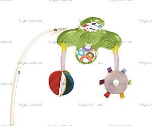 Кресло-люлька «Мамина любовь», белое, 1801306830, детские игрушки