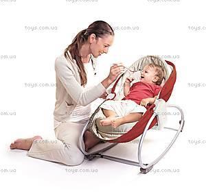 Кресло-люлька «Мамина любовь», красное, 1801006830, цена