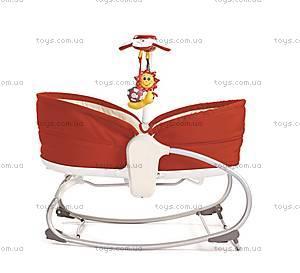 Кресло-люлька «Мамина любовь», красное, 1801006830, игрушки