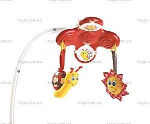 Кресло-люлька «Мамина любовь», красное, 1801006830, магазин игрушек