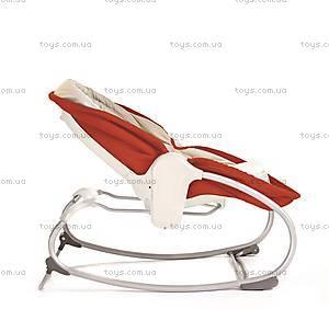 Кресло-люлька «Мамина любовь», красное, 1801006830, toys.com.ua