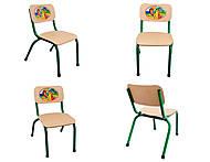 Детский стульчик со спинкой, 4685, купить