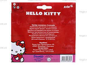 Мел цветной Hello Kitty, 6 цветов, HK13-073K, фото