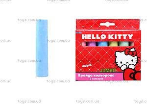 Мел цветной Hello Kitty, 6 цветов, HK13-073K