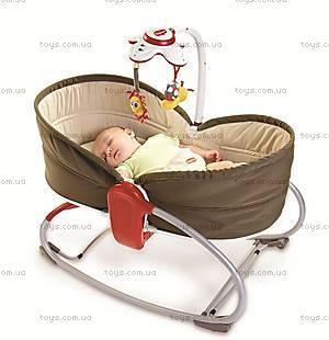 Кресло-кроватка-качалка 3 в 1 «Мамина любовь», 1800306830, цена