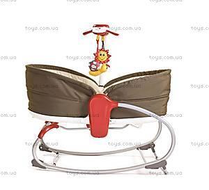 Кресло-кроватка-качалка 3 в 1 «Мамина любовь», 1800306830, іграшки