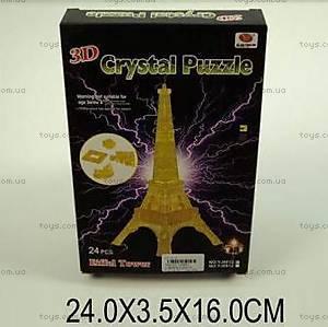 Кристальный пазл «Эйфелева башня», YJ6812