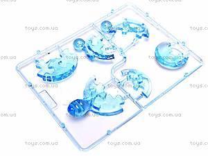 Кристальный пазл «Ослик», 9030, детские игрушки