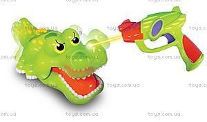 Крокодил со световым пистолетом, S86691