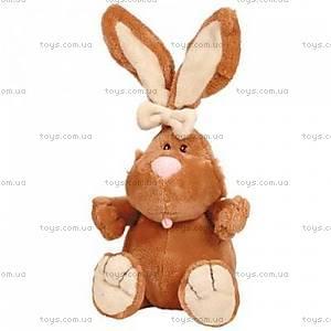 Мягкая игрушка «Кролик Бася», 23 см, 7-42044