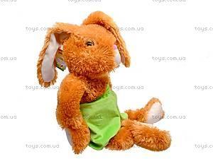Кролик мягкий, 11.06.01, игрушки