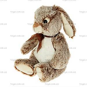Мягкая игрушка «Кролик Пушистик», 26 см, 41-1078B6, купить
