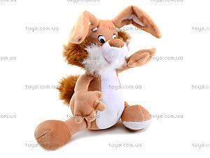 Кролик длинноухий плюшевый, FY324-3, купить