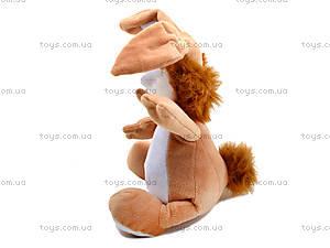 Кролик длинноухий плюшевый, FY324-3, фото