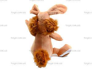 Кролик длинноухий плюшевый, FY324-3, отзывы