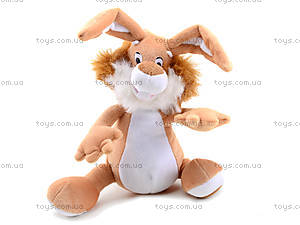 Кролик длинноухий плюшевый, FY324-3, цена
