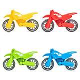 Кросс-мотоцикл «Kid Cars Sport» ассорти, 39534, доставка