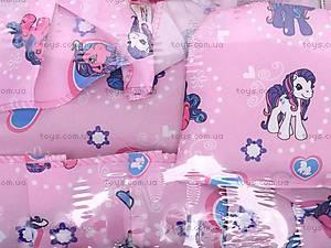 Кровать для куклы, 9342 (HT), игрушки