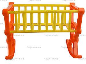 Кроватка «Анюта», 5053, игрушки