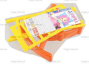Кроватка «Анюта», 5053, магазин игрушек