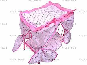 Кроватка для куклы , 6868-2, купить