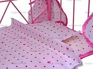 Кроватка для куклы , 6868-2, цена