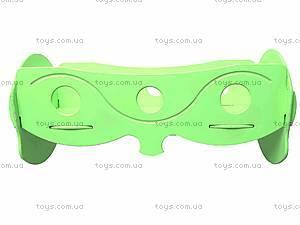 Деревянная кроватка для кукол, зеленая, К056, отзывы