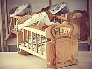 Кроватка - колыбель с постельным набором, 03-103