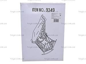 Кроватка, с балдахином, 9349 (HT), фото