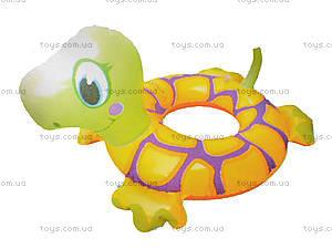 Круг для плавания, рисунки со зверьками, BT-IG-0045, фото