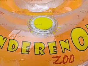 Круг c музыкой и ручками «Zoo», 016, цена